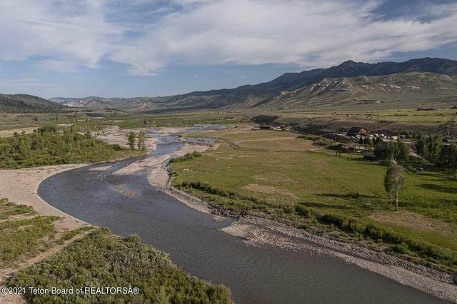 24400 E Cottonwood Crk, Kelly, WY 83011 (MLS #21-2616) :: West Group Real Estate