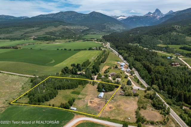 205 Alta North Road, Alta, WY 83414 (MLS #21-2618) :: West Group Real Estate