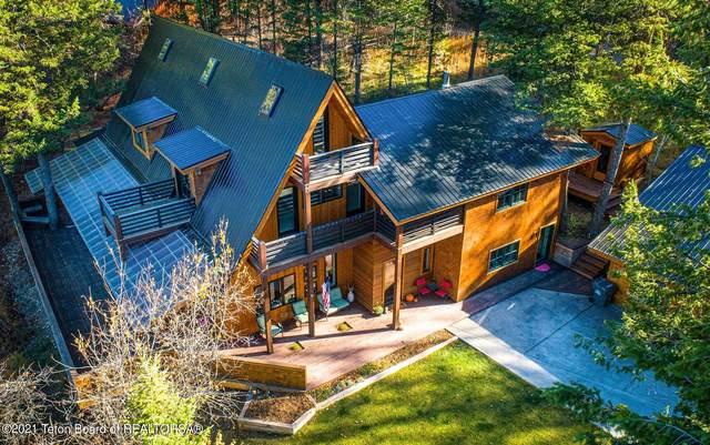 794 Terrace Lane, Alpine, WY 83128 (MLS #21-2637) :: West Group Real Estate