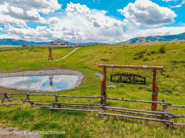 2450 E Falcon Springs Rd, Jackson, WY 83001 (MLS #21-2646) :: West Group Real Estate