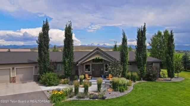 8067 N Hwy 32, Tetonia, ID 83452 (MLS #21-2663) :: Coldwell Banker Mountain Properties