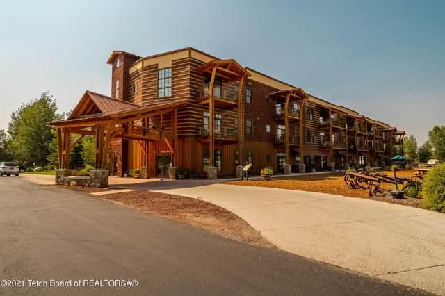 10 Warm Creek Lane #202, Victor, ID 83455 (MLS #21-2667) :: Coldwell Banker Mountain Properties