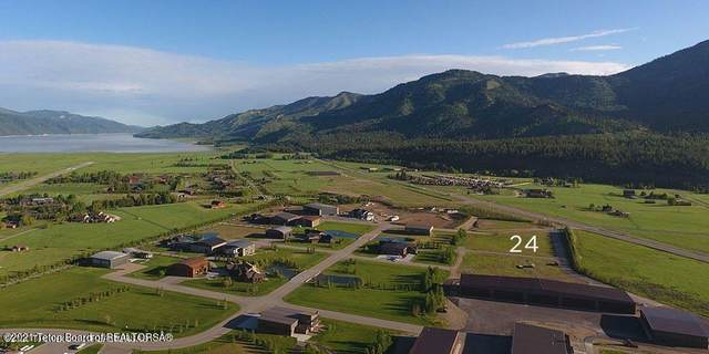 LOT 24 The Refuge, Alpine, WY 83128 (MLS #21-2669) :: West Group Real Estate