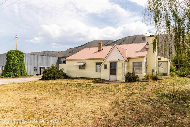 4010 Hwy 241, Afton, WY 83110 (MLS #21-2682) :: West Group Real Estate
