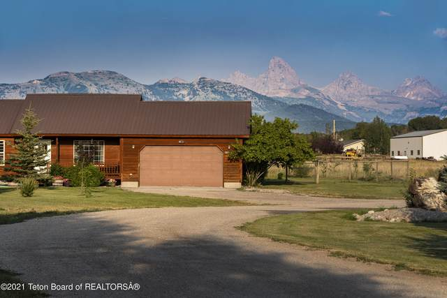 5859 Boyer Dr, Tetonia, ID 83452 (MLS #21-2684) :: Coldwell Banker Mountain Properties