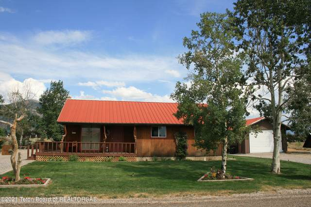 94 Barberry Way, Star Valley Ranch, WY 83127 (MLS #21-2688) :: West Group Real Estate