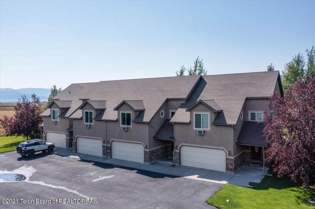 1902 Honeysuckle Loop, Driggs, ID 83422 (MLS #21-2693) :: Coldwell Banker Mountain Properties