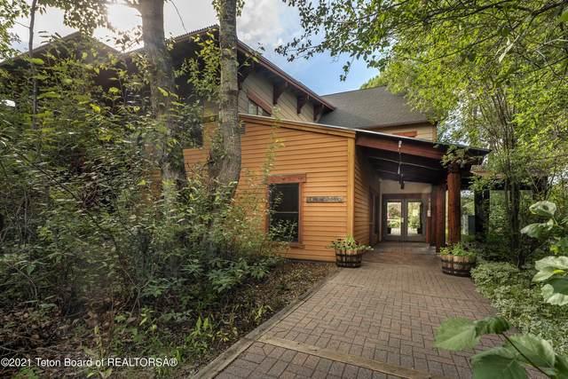 2740 Shadowmoon Ln #226, Driggs, ID 83422 (MLS #21-2704) :: Coldwell Banker Mountain Properties