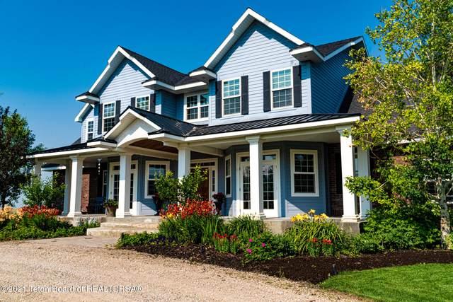 1390 Horseshoe Ln, Driggs, ID 83422 (MLS #21-2713) :: Coldwell Banker Mountain Properties