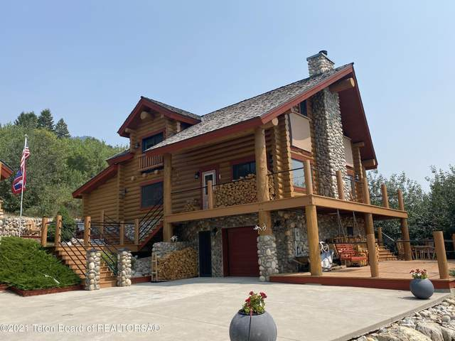 Address Not Published, Star Valley Ranch, WY 83127 (MLS #21-2728) :: West Group Real Estate