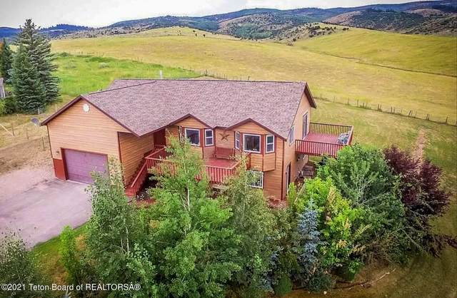 316 Hillview Dr, Afton, WY 83110 (MLS #21-2731) :: West Group Real Estate