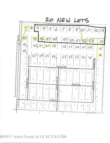 900 W Stone Crop Road Rd, Victor, ID 83455 (MLS #21-2734) :: West Group Real Estate