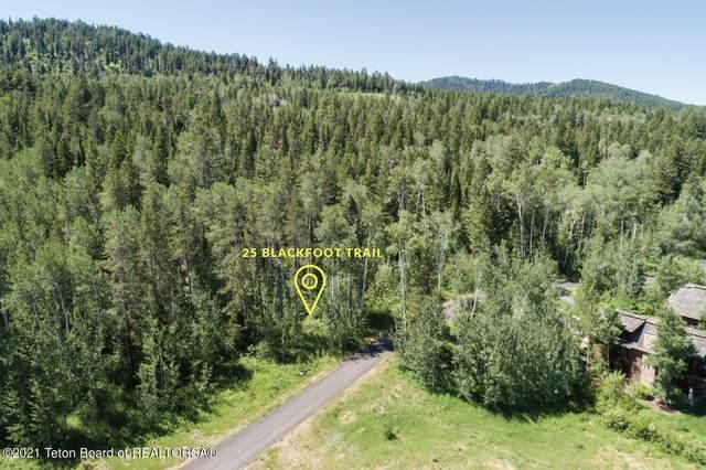 25 Blackfoot Trl, Victor, ID 83455 (MLS #21-2748) :: West Group Real Estate