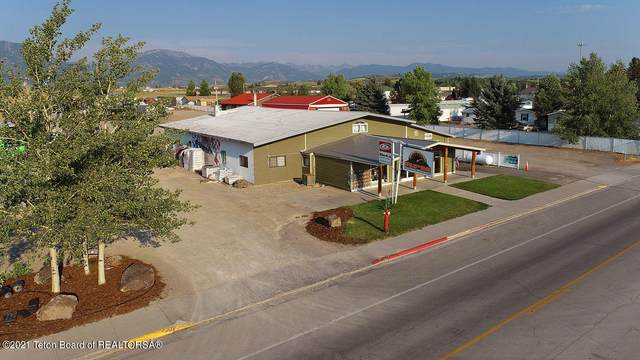 480 Main Street, Thayne, WY 83127 (MLS #21-2753) :: West Group Real Estate