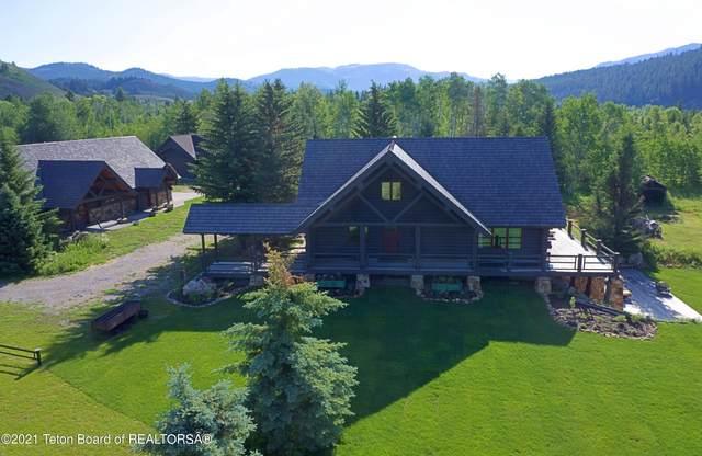25540 N Wild Hollyhock Ln, Moran, WY 83013 (MLS #21-2755) :: West Group Real Estate