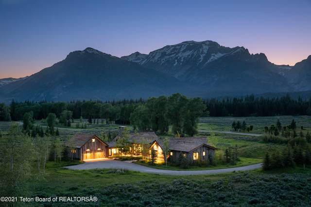9240 N Avalanche Canyon Drive, Jackson, WY 83001 (MLS #21-2757) :: West Group Real Estate