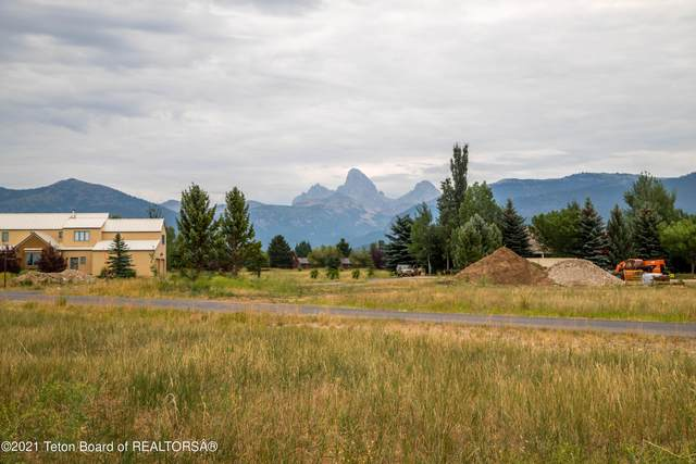 131 Spruce Hollow, Driggs, ID 83422 (MLS #21-2787) :: Coldwell Banker Mountain Properties