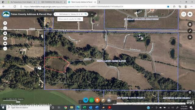 358 Solitude Ln, Tetonia, ID 83452 (MLS #21-2809) :: Coldwell Banker Mountain Properties