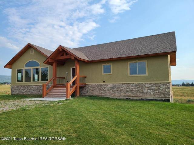 395 W 4500 S, Victor, ID 83455 (MLS #21-2848) :: Coldwell Banker Mountain Properties