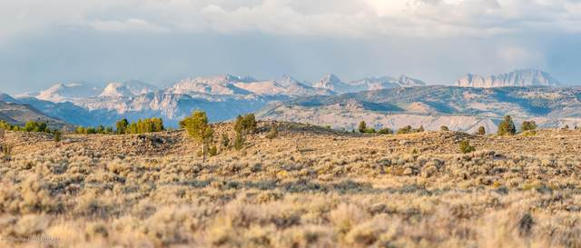 LOT 4 Alpine Hills Dr, Pinedale, WY 82941 (MLS #21-2849) :: West Group Real Estate