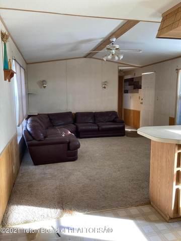23 Bob 'O Link, Boulder, WY 82923 (MLS #21-29) :: West Group Real Estate