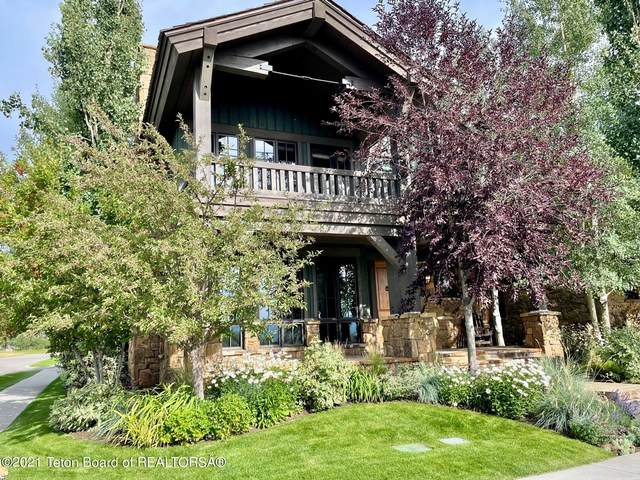 565 Woodland Star Dr, Driggs, ID 83422 (MLS #21-2961) :: West Group Real Estate