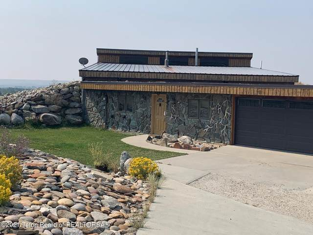 3 Park Circle 23-189-1, Pinedale, WY 82941 (MLS #21-3001) :: Coldwell Banker Mountain Properties