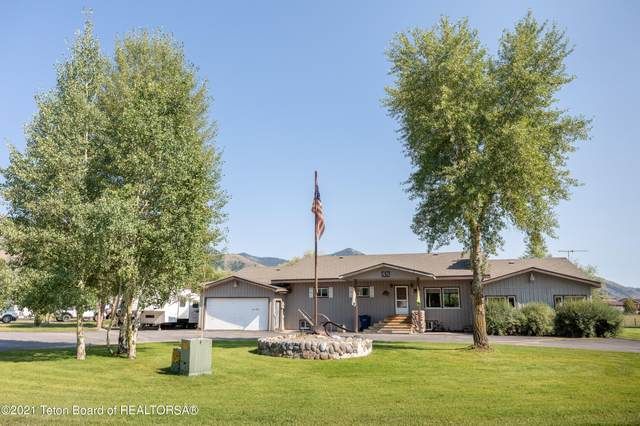 205 Tee Mont Circle, Afton, WY 83110 (MLS #21-3002) :: West Group Real Estate