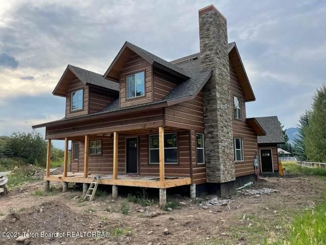 442 Greys River Loop, Alpine, WY 83128 (MLS #21-3043) :: Coldwell Banker Mountain Properties