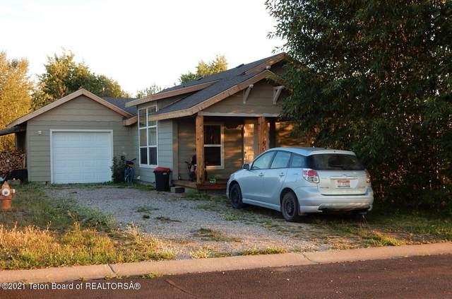 340 E Garnet, Driggs, ID 83422 (MLS #21-3051) :: West Group Real Estate