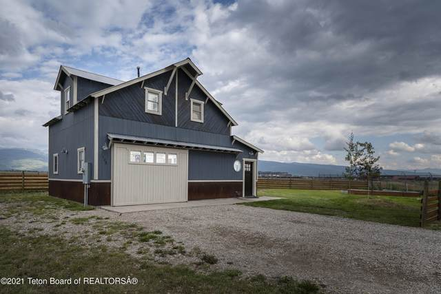 105 Rodeo Dr, Driggs, ID 83422 (MLS #21-3103) :: Coldwell Banker Mountain Properties