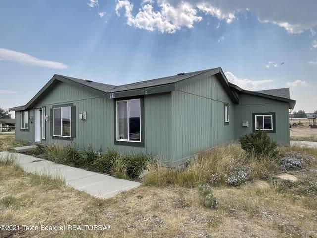 5 W Flintlock Ln, Pinedale, WY 82941 (MLS #21-3105) :: Coldwell Banker Mountain Properties