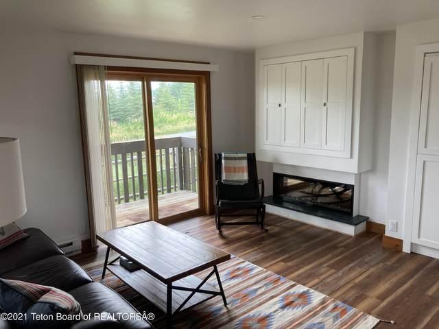 3670 W Michael Drive E-18-C, Teton Village, WY 83025 (MLS #21-3113) :: West Group Real Estate