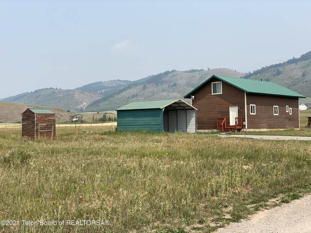 129 Hillary Ln, Grover, WY 83122 (MLS #21-3129) :: Coldwell Banker Mountain Properties