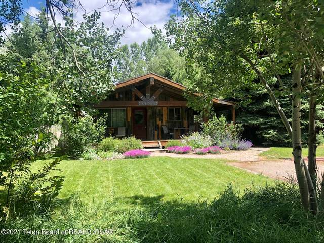 1655 J-W Dr, Jackson, WY 83001 (MLS #21-3153) :: West Group Real Estate