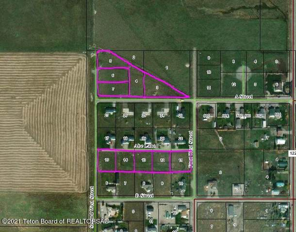 100 A St, Thayne, WY 83112 (MLS #21-3158) :: West Group Real Estate
