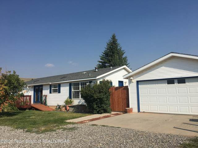 401 N 1ST St, Dubois, WY 82513 (MLS #21-3172) :: Coldwell Banker Mountain Properties