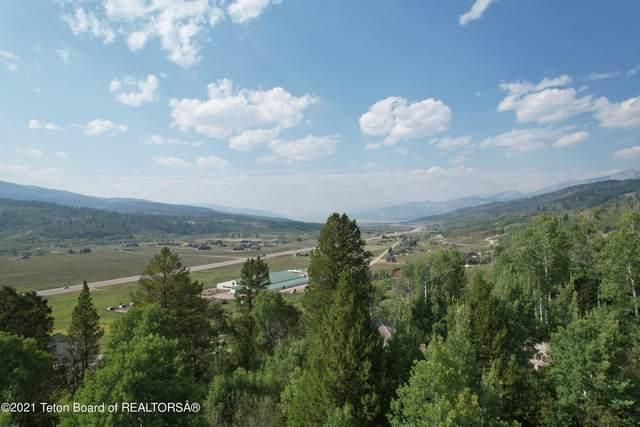 LOT 38 Chokecherry, Alpine, WY 83128 (MLS #21-3179) :: Coldwell Banker Mountain Properties