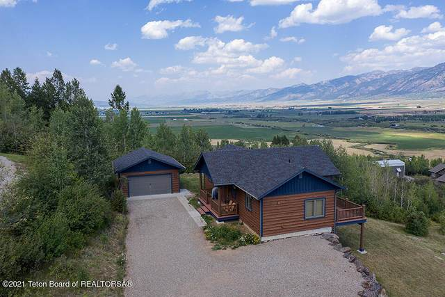 210 Eagle Ridge, Freedom, WY 83120 (MLS #21-3194) :: Coldwell Banker Mountain Properties