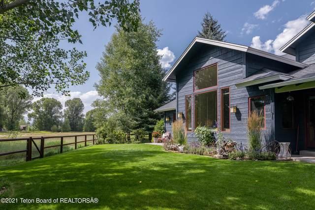 1187 Melody Creek Lane, Jackson, WY 83001 (MLS #21-3203) :: West Group Real Estate