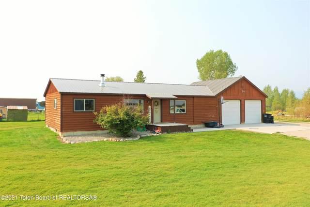 2999 W 4000 N, Driggs, ID 83422 (MLS #21-3217) :: Coldwell Banker Mountain Properties