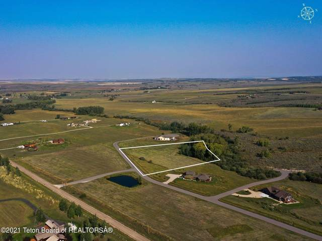 582 Arrowhead Rd, Tetonia, ID 83452 (MLS #21-3256) :: West Group Real Estate
