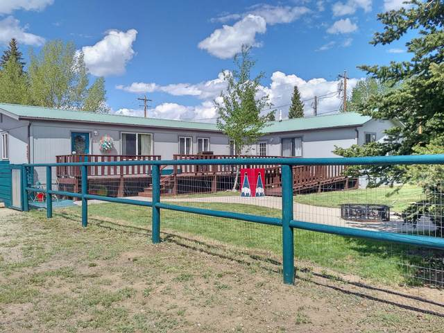 131 S Jackson Ave, Pinedale, WY 82941 (MLS #21-326) :: West Group Real Estate