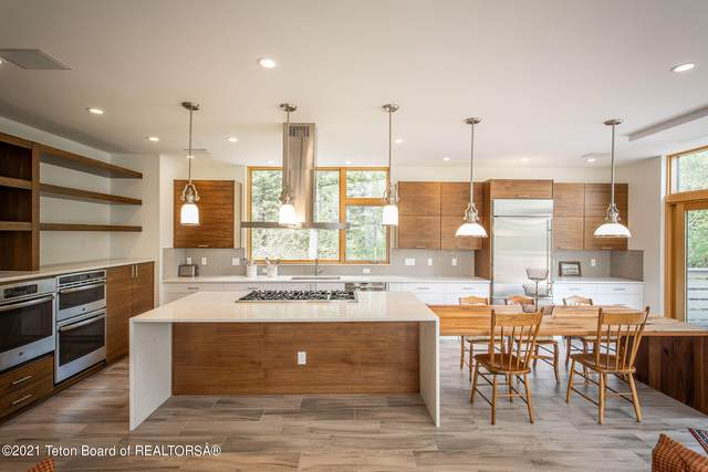 1415 N Fenn Dr., Wilson, WY 83014 (MLS #21-3272) :: West Group Real Estate