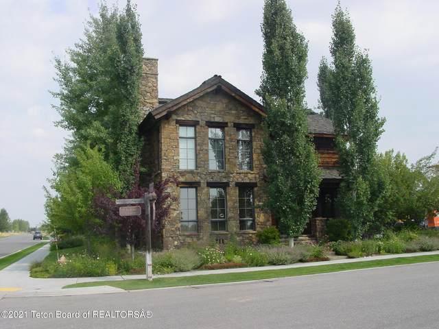 736 Chukar Avenue, Driggs, ID 83422 (MLS #21-3276) :: West Group Real Estate