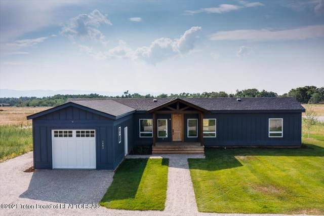 2665 Creek View Drive #2, Driggs, ID 83422 (MLS #21-3280) :: Coldwell Banker Mountain Properties