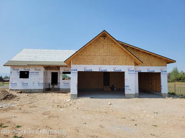 899 Farmers Trail, Driggs, ID 83422 (MLS #21-3284) :: West Group Real Estate