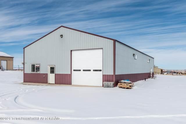 13 Gopher Ridge Ln, Big Piney, WY 83113 (MLS #21-329) :: West Group Real Estate