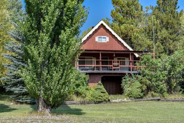 99 Hummingbird Ln, Irwin, ID 83428 (MLS #21-3295) :: West Group Real Estate
