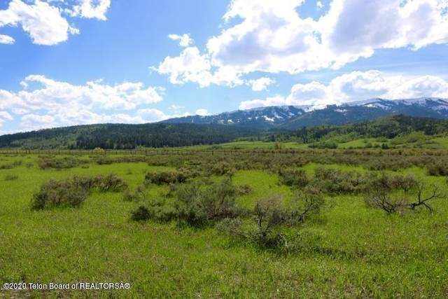 LOT 19 Fox Trail, Alpine, WY 83128 (MLS #21-33) :: Sage Realty Group